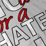 No Love For Haters Womens T-Shirt