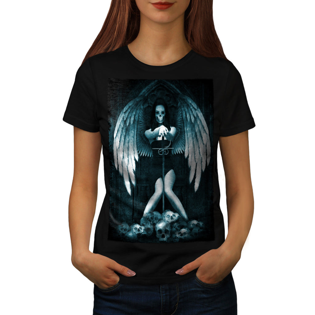 Death Angel Reaper Womens T-Shirt