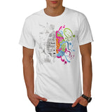 Creative Brain Mind Mens T-Shirt