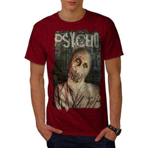 Psycho Monster Sick Mens T-Shirt