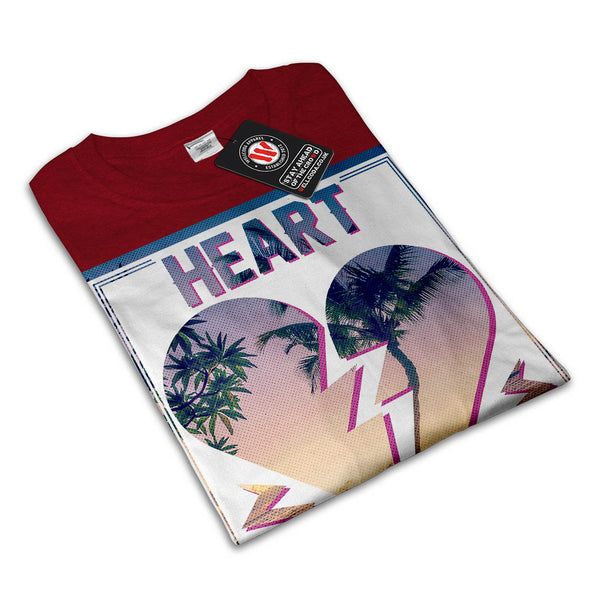 Heart Breaker Holiday Womens T-Shirt