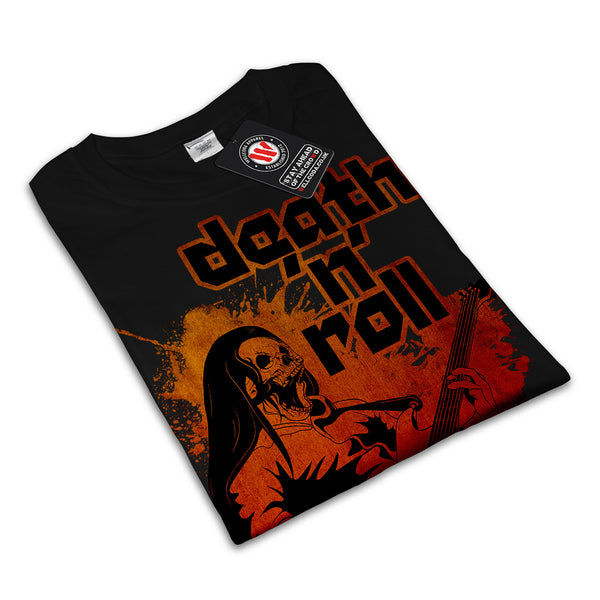 Death'n'Roll Play Womens T-Shirt