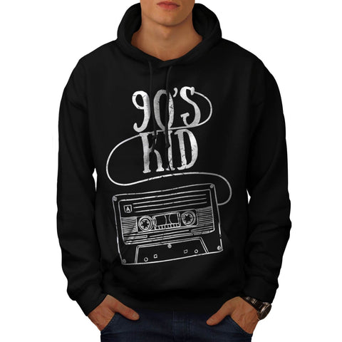 90's Kid Fashion Mens Hoodie