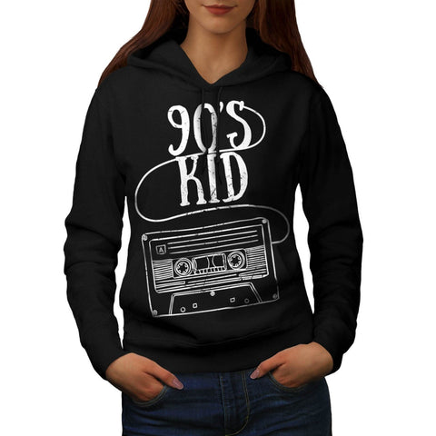 90's Kid Fashion Womens Hoodie