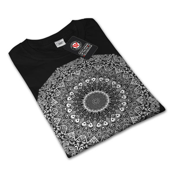 Apparel Indian Style Mens Long Sleeve T-Shirt