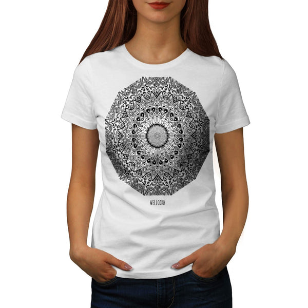 Apparel Indian Style Womens T-Shirt