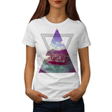 Coral Island Holiday Womens T-Shirt