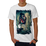 Angel Woman Wing Mens T-Shirt