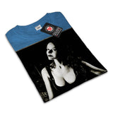 Gambling Casino Girl Womens T-Shirt