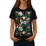 Flamingo Bird Habitat Womens T-Shirt