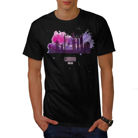 London Capital City Mens T-Shirt