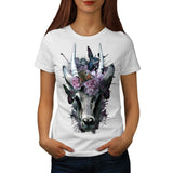 Antelope Cute Beauty Womens T-Shirt