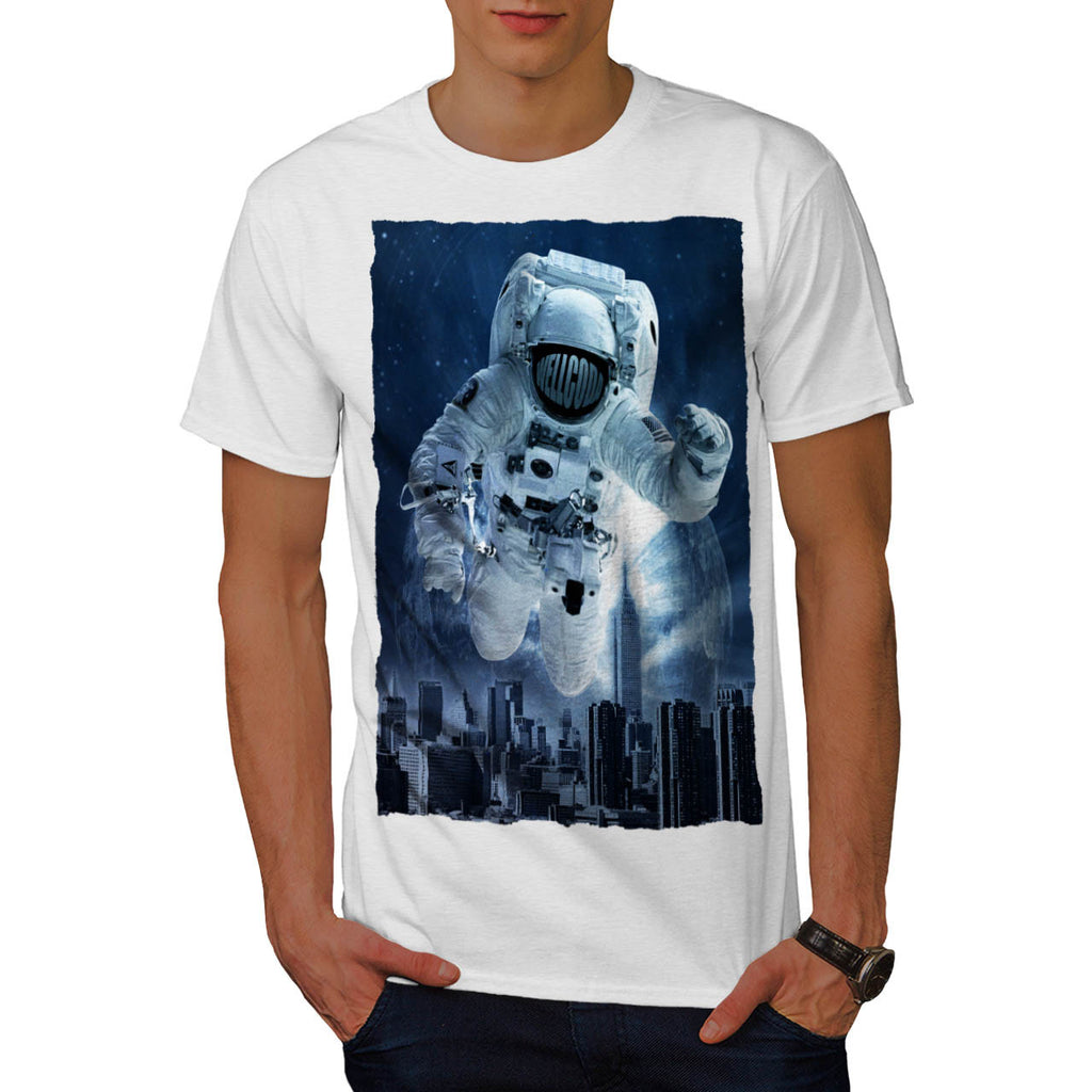 Be Different Space Mens T-Shirt
