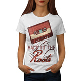 Back To The Roots Womens T-Shirt