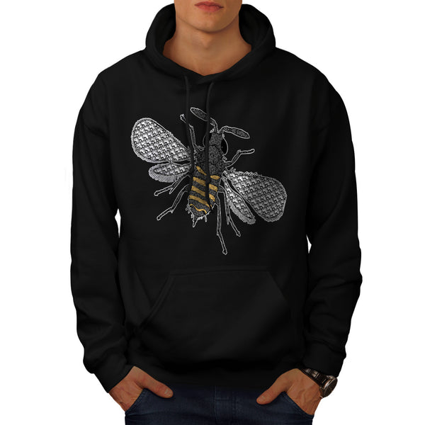 Insect World Art Mens Hoodie
