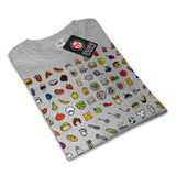 Multiple Food Fun Womens T-Shirt
