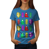 Chinese Panda Puzzle Womens T-Shirt