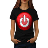 Shut Me Down Off Womens T-Shirt