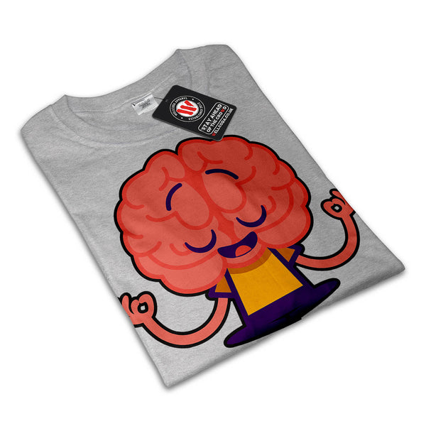 Geek Brain Power Womens T-Shirt