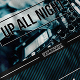 Up All Night Party DJ Mens T-Shirt