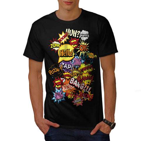 Phrase Collection Mens T-Shirt