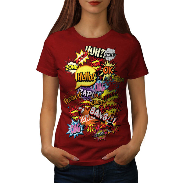 Phrase Collection Womens T-Shirt