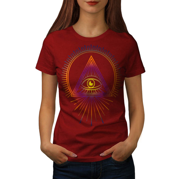Illuminati Fashion Womens T-Shirt