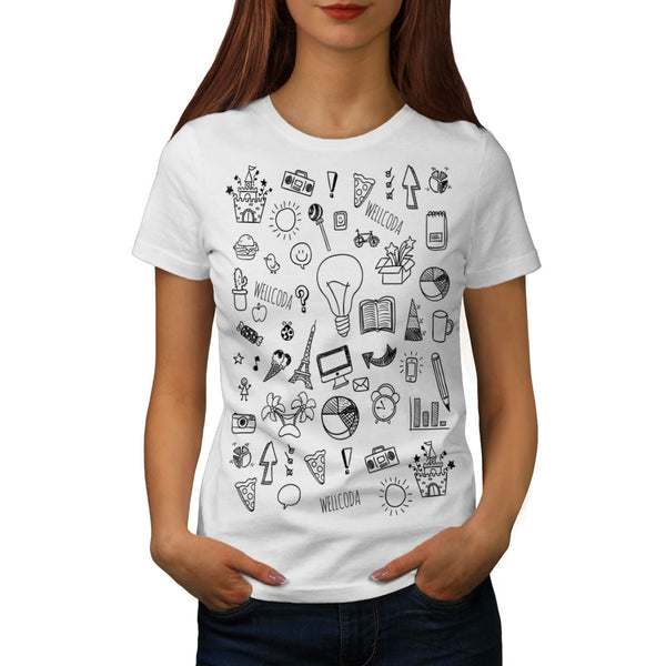 Everything You Need Womens T-Shirt