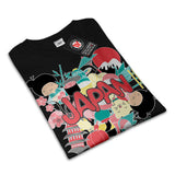 Japan Cartoon Culture Womens T-Shirt