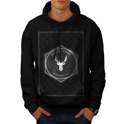 Apparel Big Game Hunt Mens Hoodie