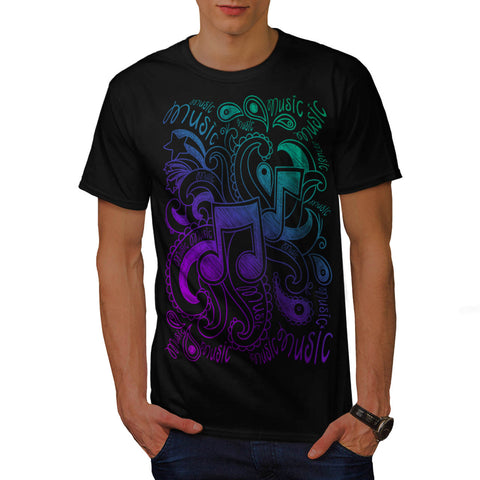Musical Ornament Mens T-Shirt