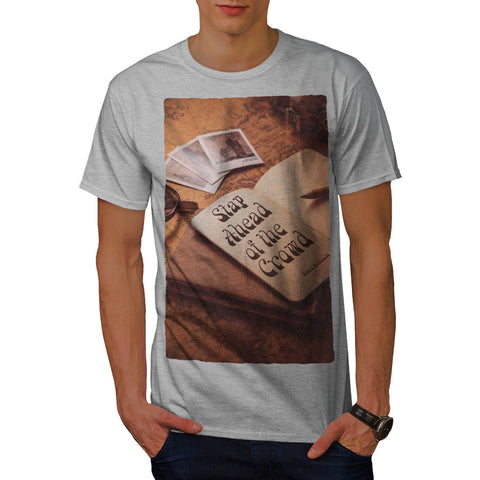 Moment Notebook Mens T-Shirt