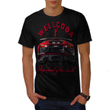 Auto Racing Fashion Mens T-Shirt