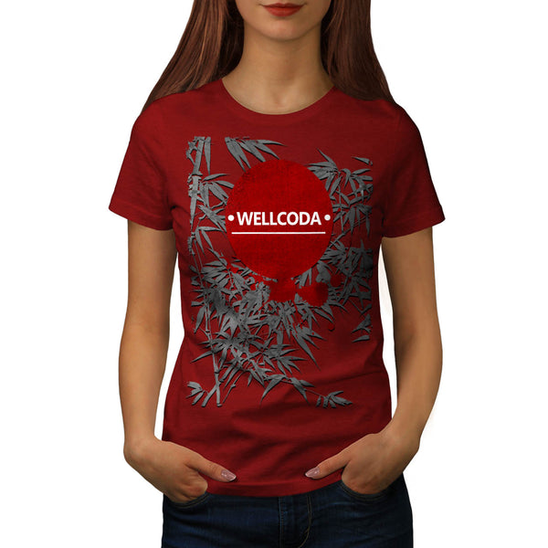Japanese Feeling Womens T-Shirt
