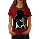 Zombie Intellligence Womens T-Shirt