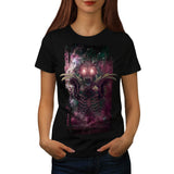 Wild Flower Blossom Womens T-Shirt