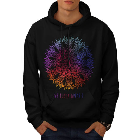 Apparel Clothing Vibe Mens Hoodie