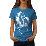 Stallion Freedom Womens T-Shirt