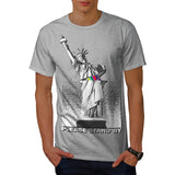 America Icon Fun Mens T-Shirt