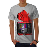 Anarchy Television Mens T-Shirt