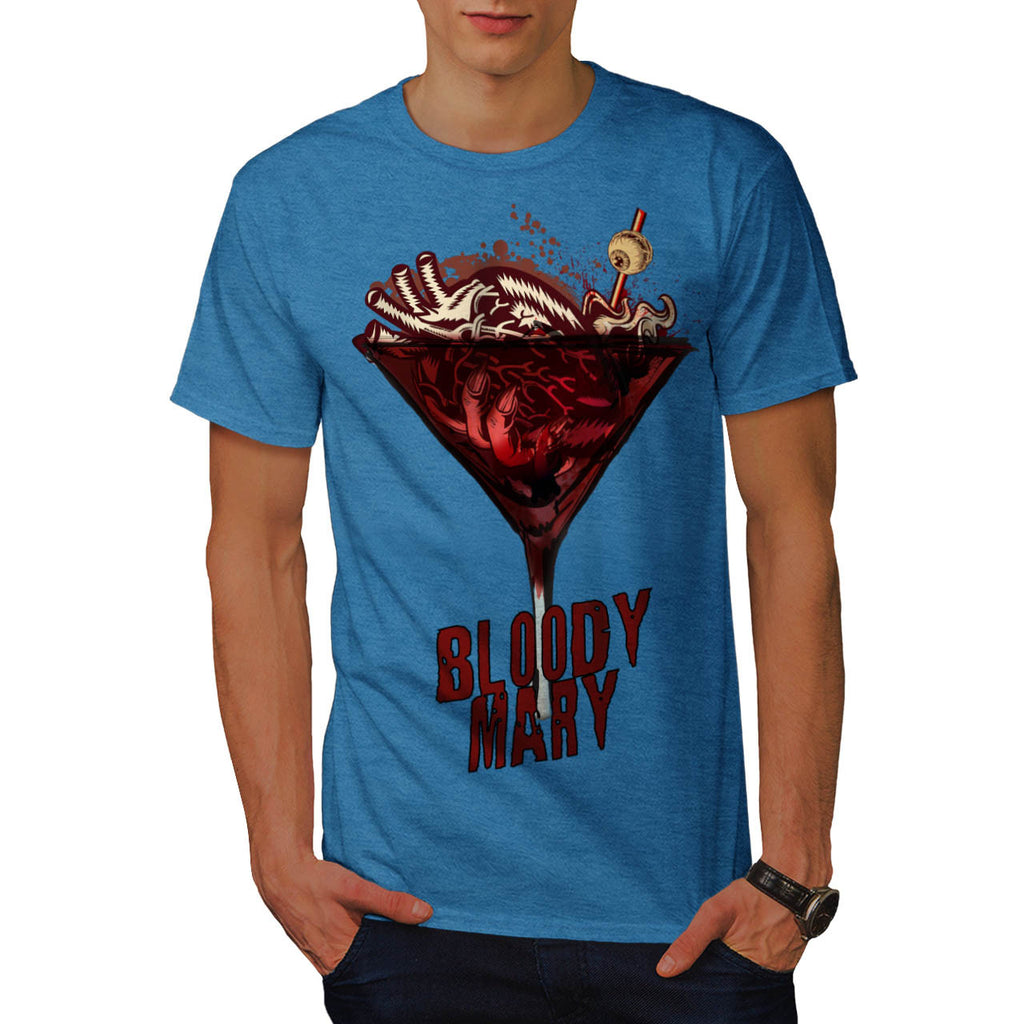 Bloody Mary Style Mens T-Shirt