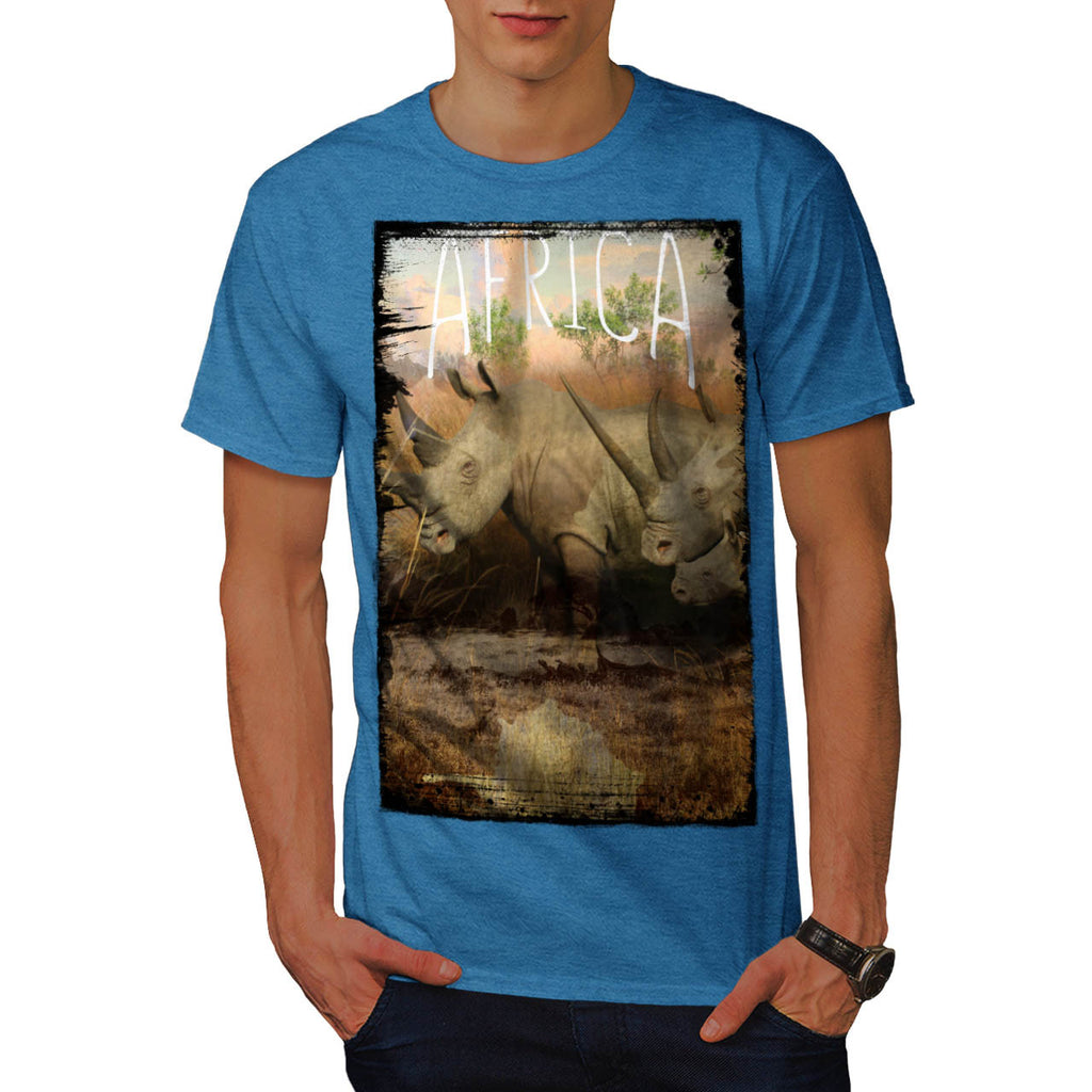 African Savannah Mens T-Shirt