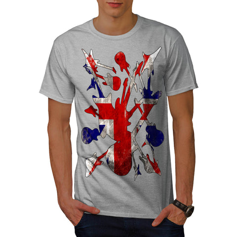 Rock&Roll Britain Mens T-Shirt