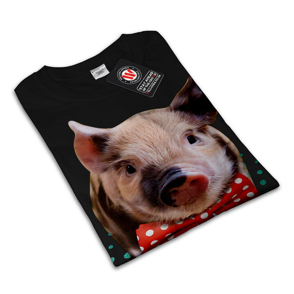 Little Piggy Party Womens T-Shirt