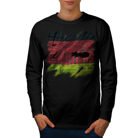 Reichstag Building Mens Long Sleeve T-Shirt