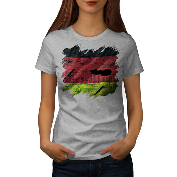 Reichstag Building Womens T-Shirt