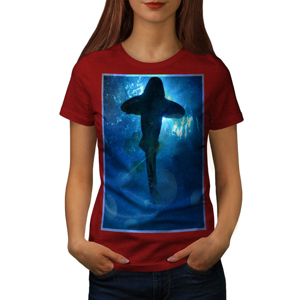Ocean Predator Fish Womens T-Shirt