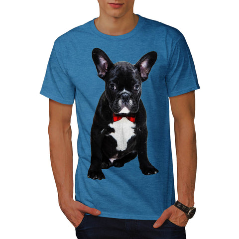 Fancy French Bulldog Mens T-Shirt
