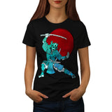 Ancient Warrior Art Womens T-Shirt