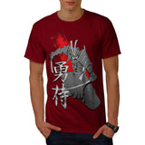 Ancient Samurai Art Mens T-Shirt